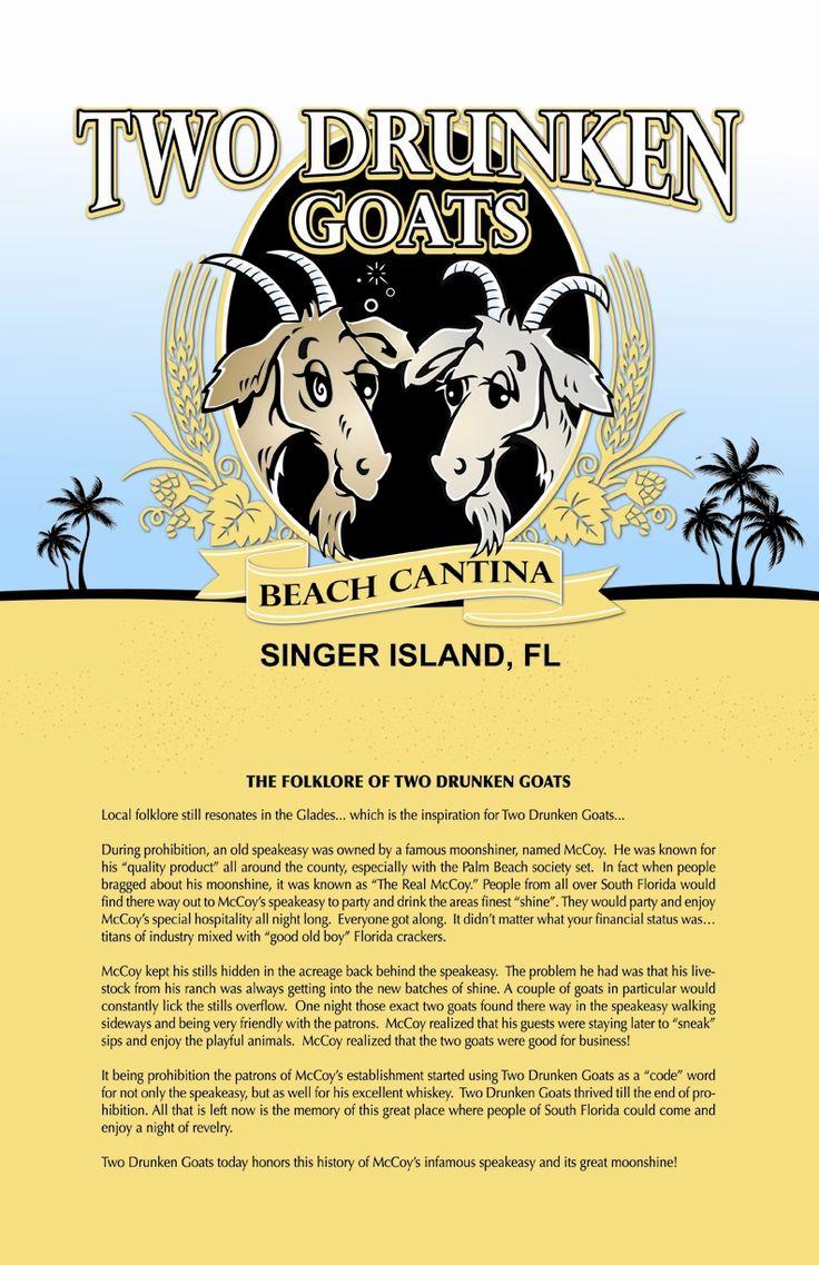 Two Drunken Goats Singer Island Florida