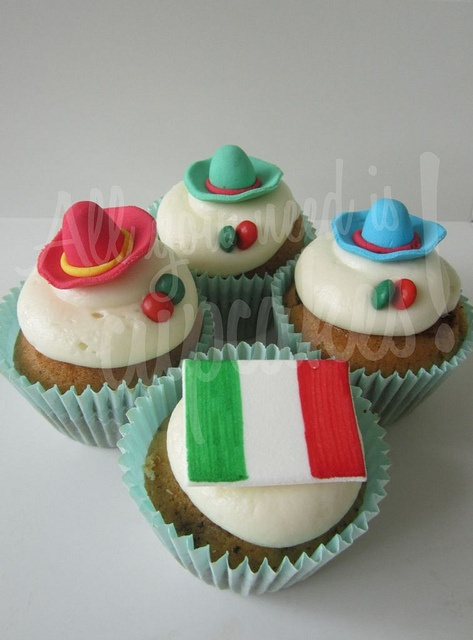 Mexico! by All you need is Cupcakes!, via Flickr