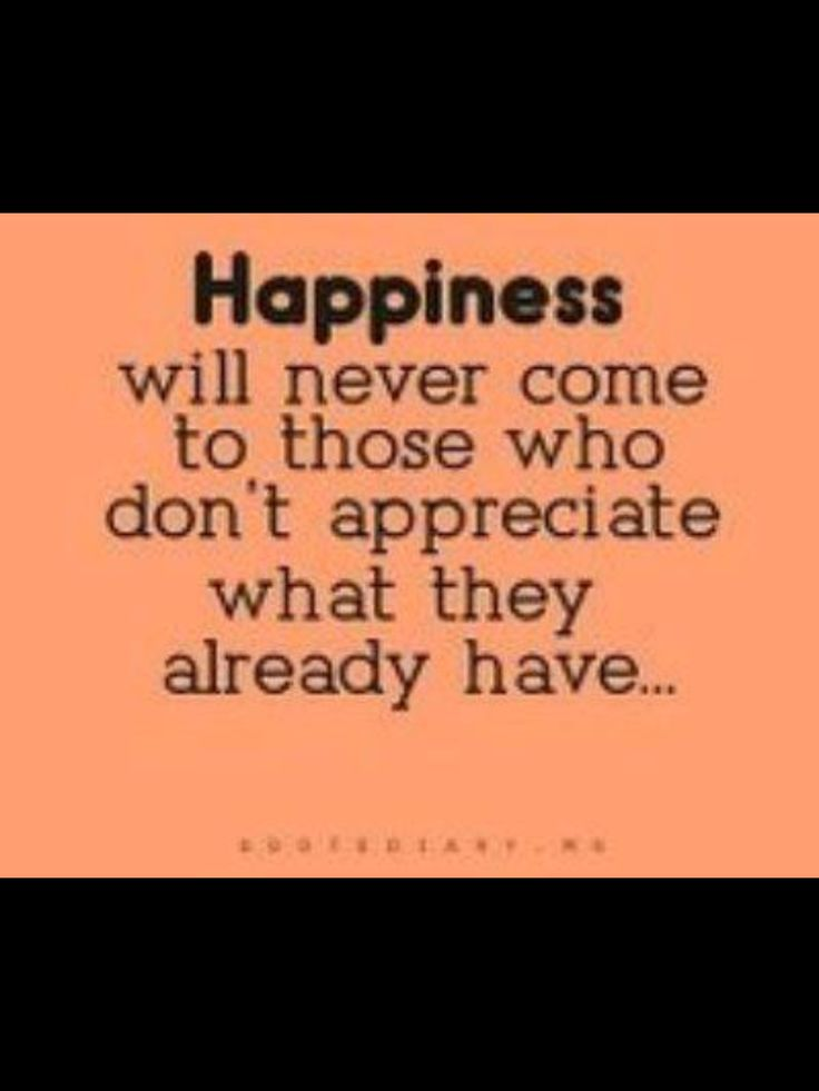 ~Happiness~ ... Happiness Quotes Pinterest
