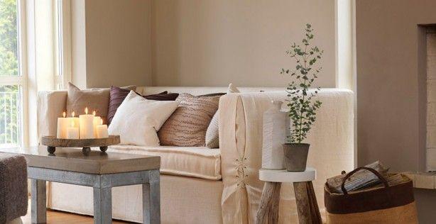 zachte natuurtinten woonkamer  Home ideas  Pinterest