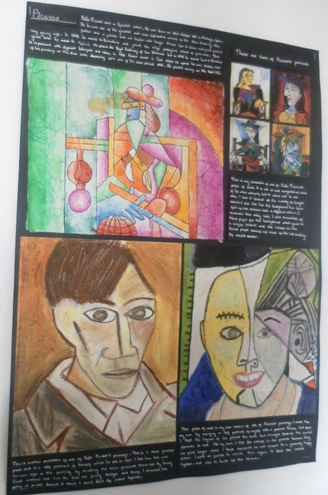 gcse fine art coursework