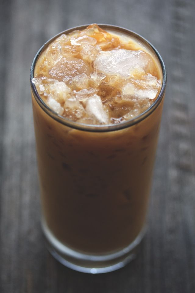 Vietnamese Iced Coffee from HonestlyYUM | let's eat | Pinterest