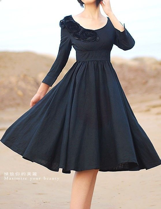 whole new meaning to the LBD- love, love, love!