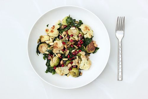 ... Harvest Salad with Horseradish Vinaigrette – Gluten-free Vegan