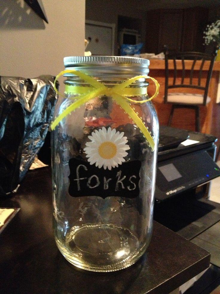 mason jars for baby shower baby shower pinterest