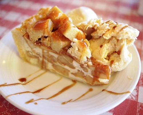 Banana's Foster Pie | Pie Recipes | Pinterest