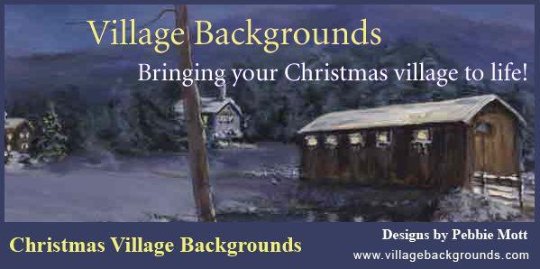 Christmas village ideas village backgrounds bringing your christmas