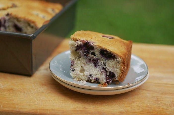Old Fashioned Blueberry Cake | Recipe
