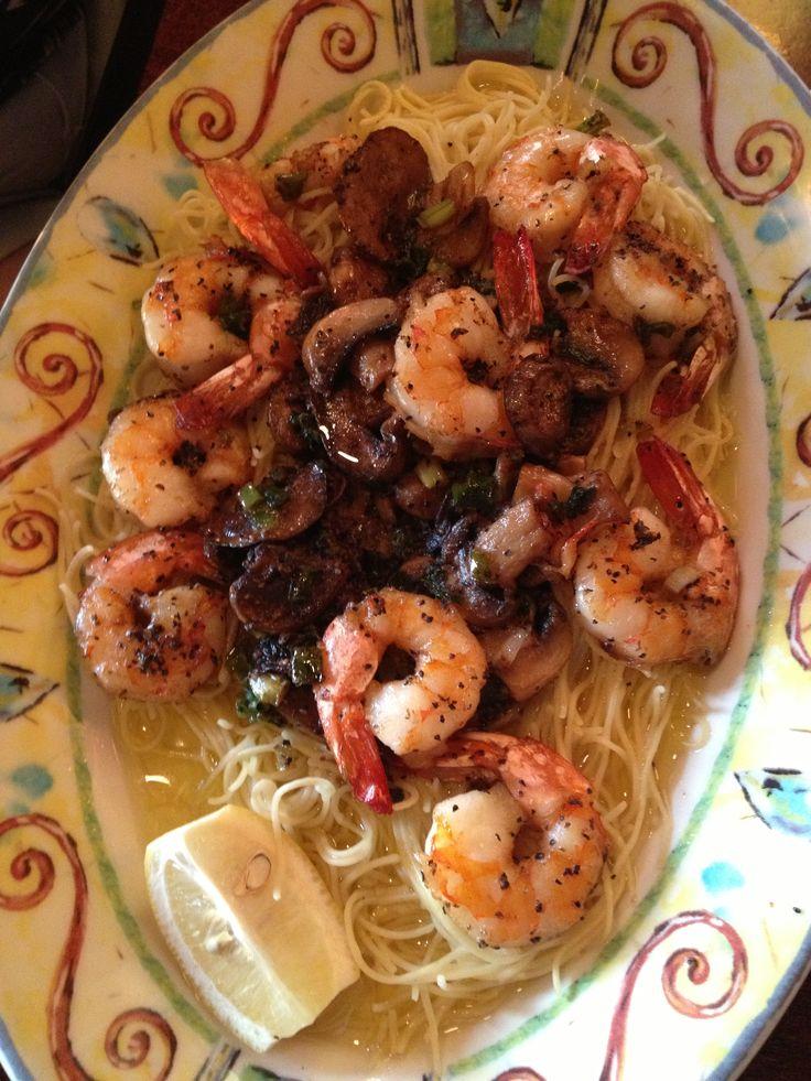 Lemon shrimp pasta | Random | Pinterest