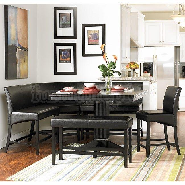 Papario Counter Height Corner Nook Set Home sweet home Pinterest