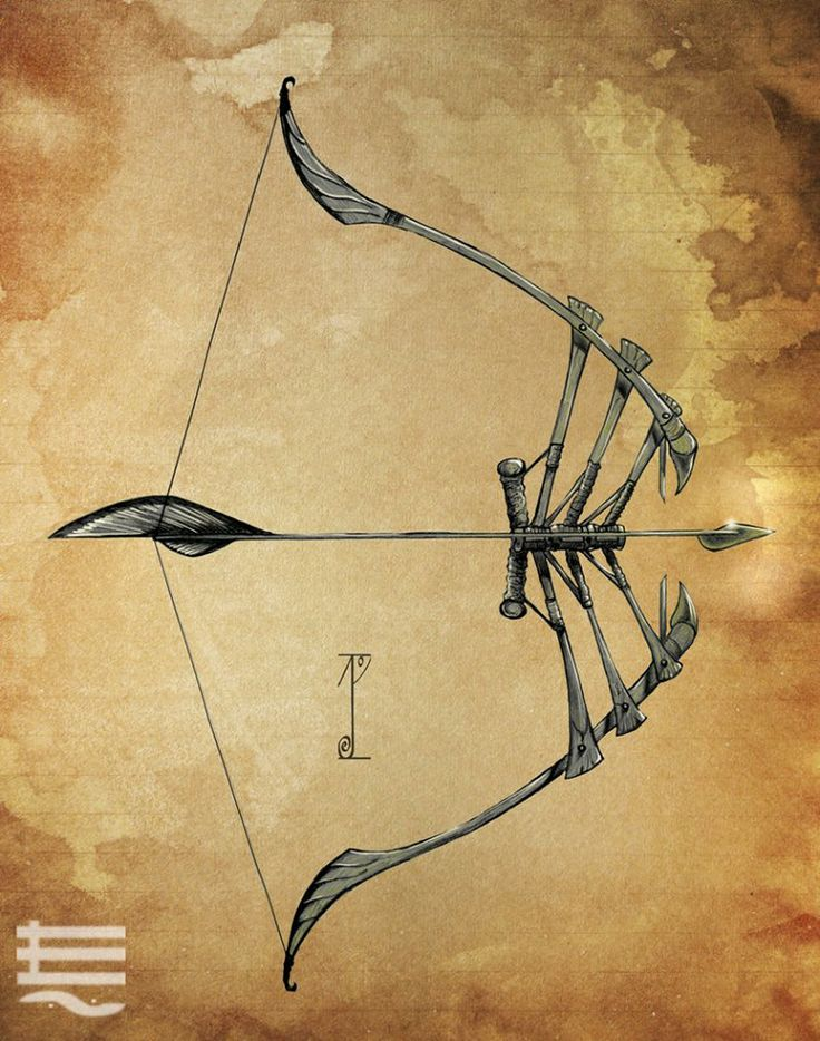 Cool Bow Concept | Archers, Bows & Arrows | Pinterest