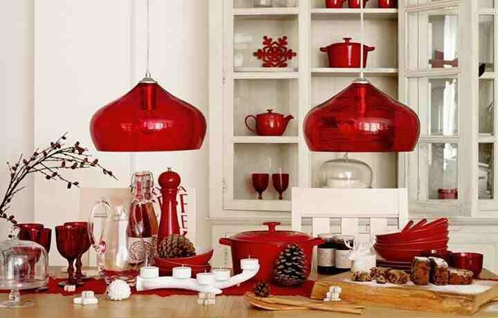 Red kitchen accessories kitchen pinterest - Red kitchen decor accessories ...