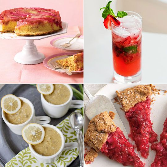 Strawberry Mojito & Rhubarb and Raspberry Crostata — Delicious links ...