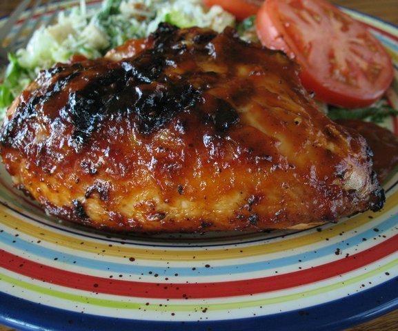 Best Ever BBQ Chicken | Recipe