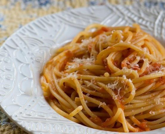 Pasta al Pomodoro | Fun Recipe | Pinterest