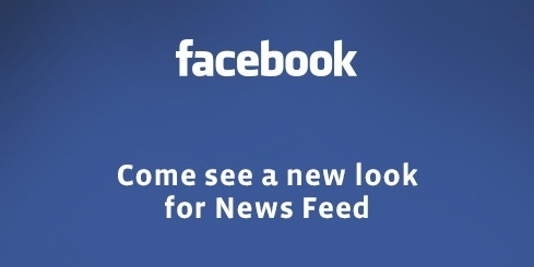 Facebook to unveil new look for newsfeed on march 7