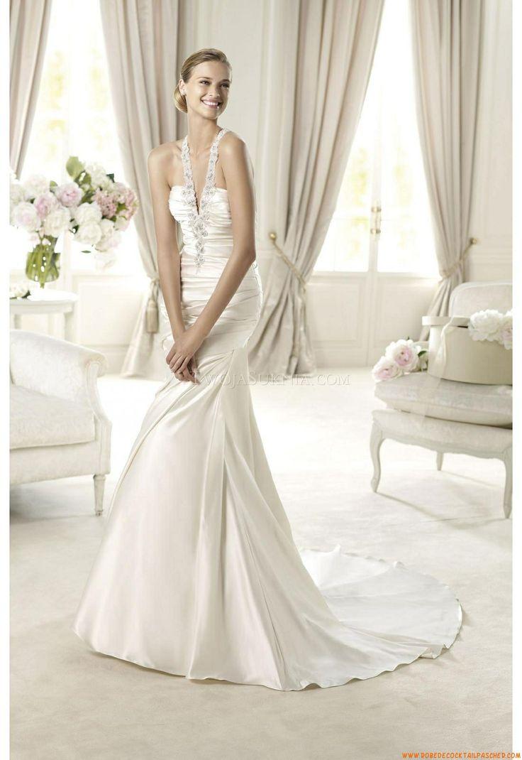 Robe de mariée Pronovias Ufana 2013  Robe de mariée Pronovias 2013 ...