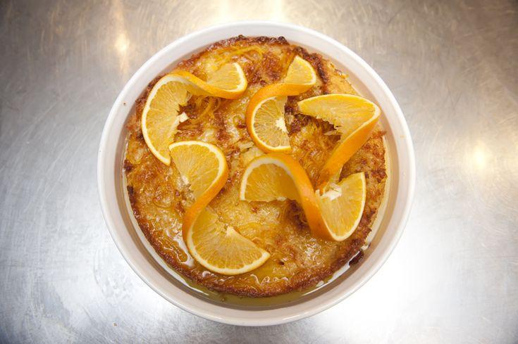 Orange Coconut cake | mommy's cakes.. | Pinterest