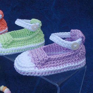 Free Crochet Pattern Tennis Shoes : crocheted free pattern shoes tennis free patterns Car Pictures