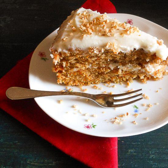 carrot cake | cakes, tarts & other sins | Pinterest