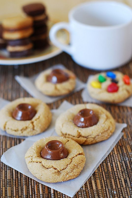 Peanut butter surprise cookies with Rolos | Recipe