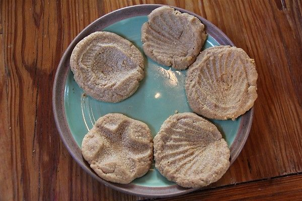 Fossil Cookies | Little Tree Preschool | Pinterest
