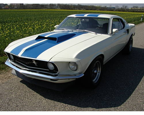 Ford Mustang Boss 429 Coupé