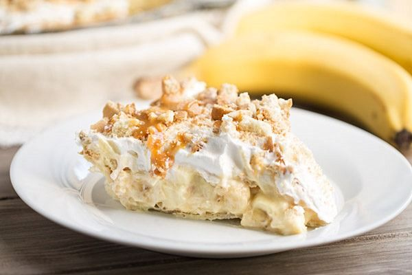 Best Ever Banana Pudding Pie | Recipe
