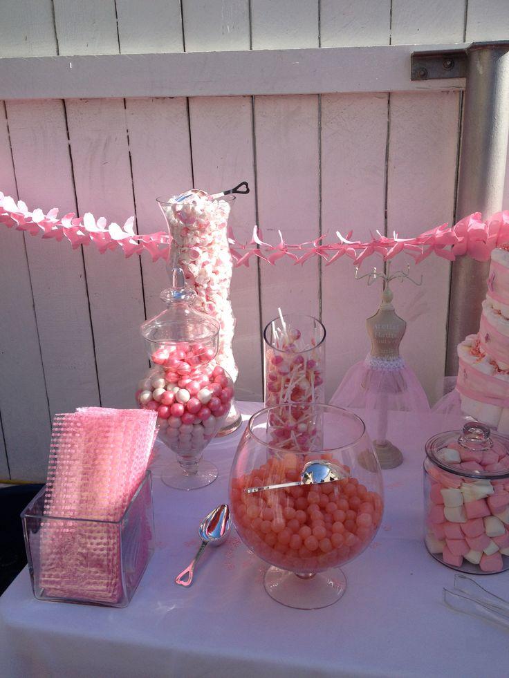 ballerina baby shower diy crafts pinterest