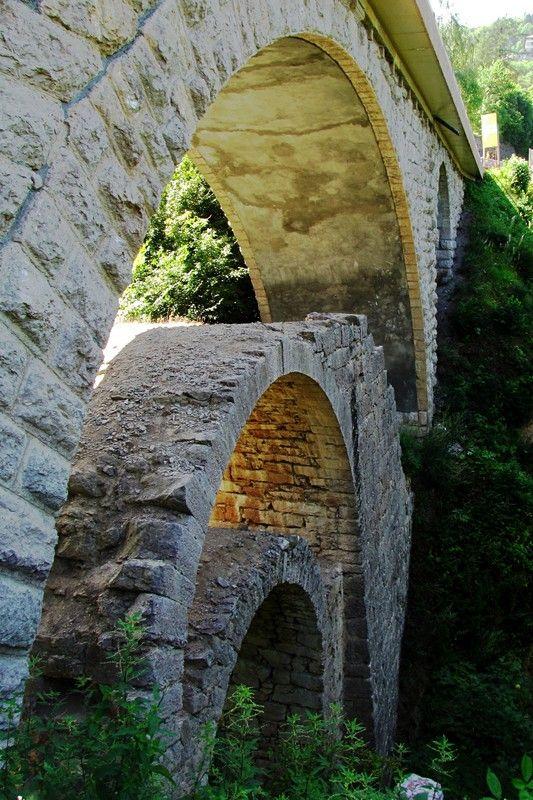 Cavedago Italy  City new picture : Cavedago – i tre ponti di Cavedago Three Bridges Italy there's ...