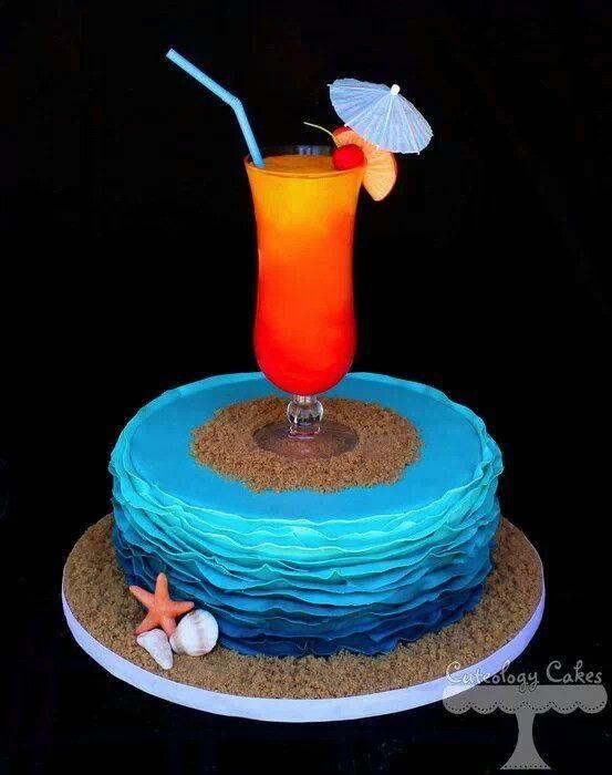 I want this cake #celebrations ~ Pinterest