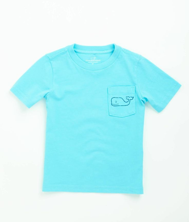 Boys tshirts neon whale graphic pocket t shirts for kids for Boys pocket t shirt