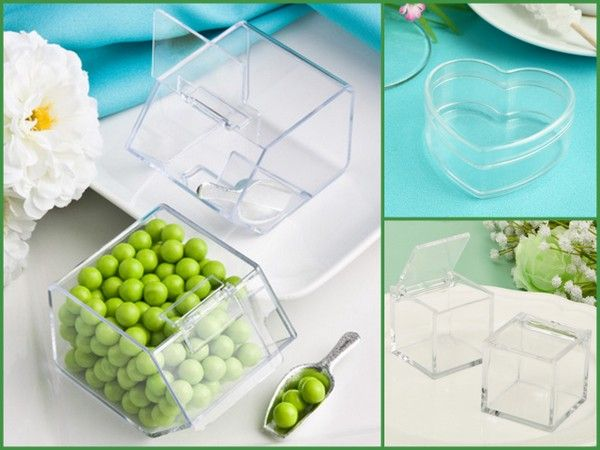 Plastic Candy Box from hotref.com