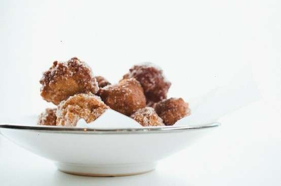 Brown Butter Donut Holes. | Yummy | Pinterest