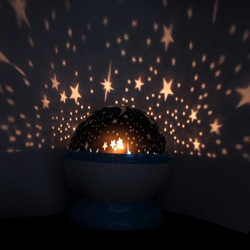 rotation ceiling star night light lamp laser projector. Black Bedroom Furniture Sets. Home Design Ideas