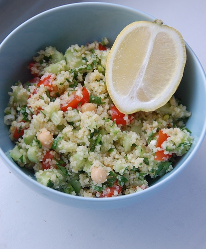 Bulgur salad   Recipes to try one day   Pinterest