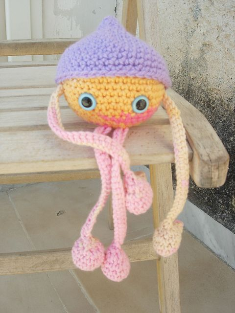 Amigurumi Crochet Ravelry : Pin by Sharon Ojala on Free Monsters, Aliens & Robots ...