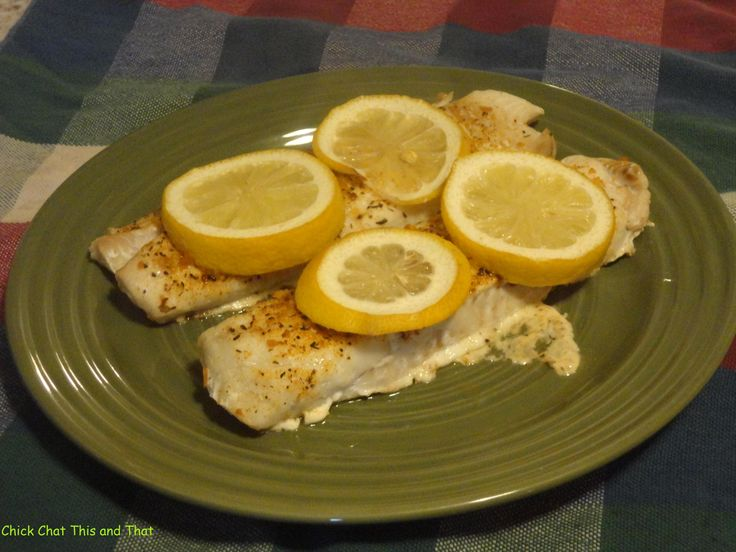 Baked Haddock | Recipes I would love to try(even though I can't cook ...