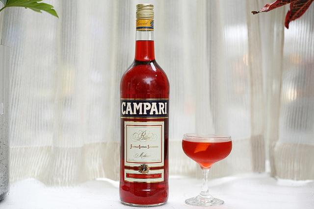 An Oaxacan Negroni | Drinks | Pinterest