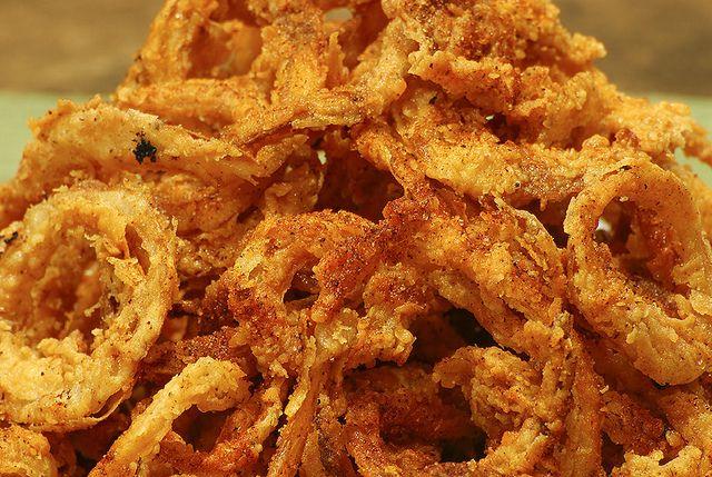 Onion Strings Recipe — Dishmaps