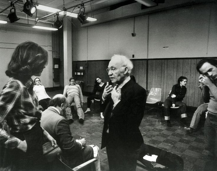 an analysis of the technique of acting or the stanislavsky method Stanislavski's first book in the series, building a character, deals with the physical realization of requires training and a technique bordering on.