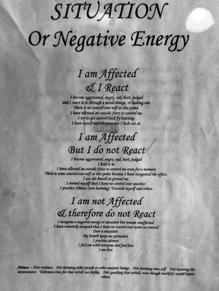 Quotes about bad energy quotesgram Negative energy