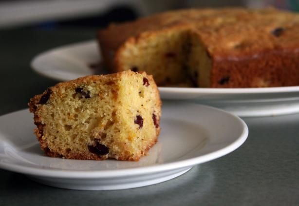 Spiced Orange Cranberry Snacking Cake   Cakes   Pinterest