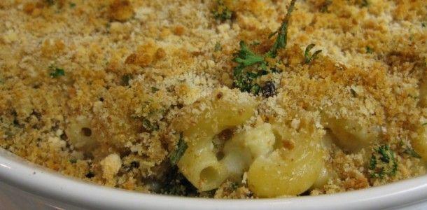 cauliflower carrot mac and cheese | Good Eats | Pinterest
