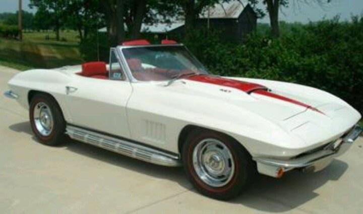 Corvette 60s Cars Pinterest