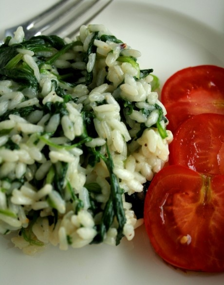 Spinazie Mascarpone risotto. | Yummy! | Pinterest