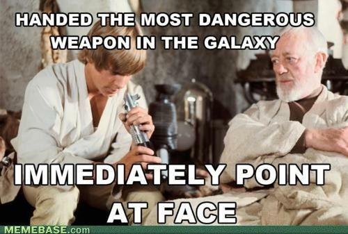 star wars humor!!