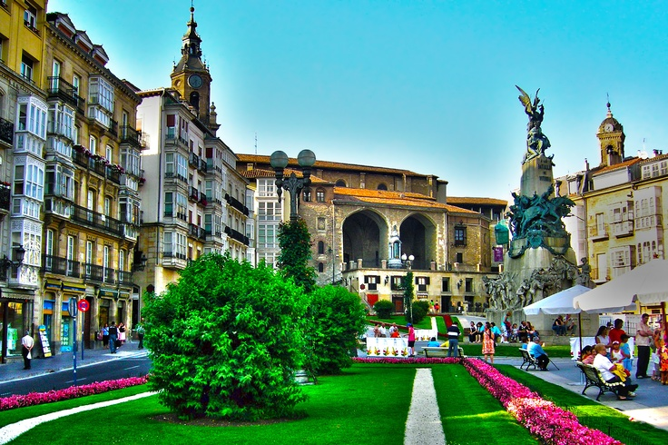 Alava Spain  City pictures : Vitoria Gasteiz, Álava, Spain   Vitoria gasteiz   Pinterest