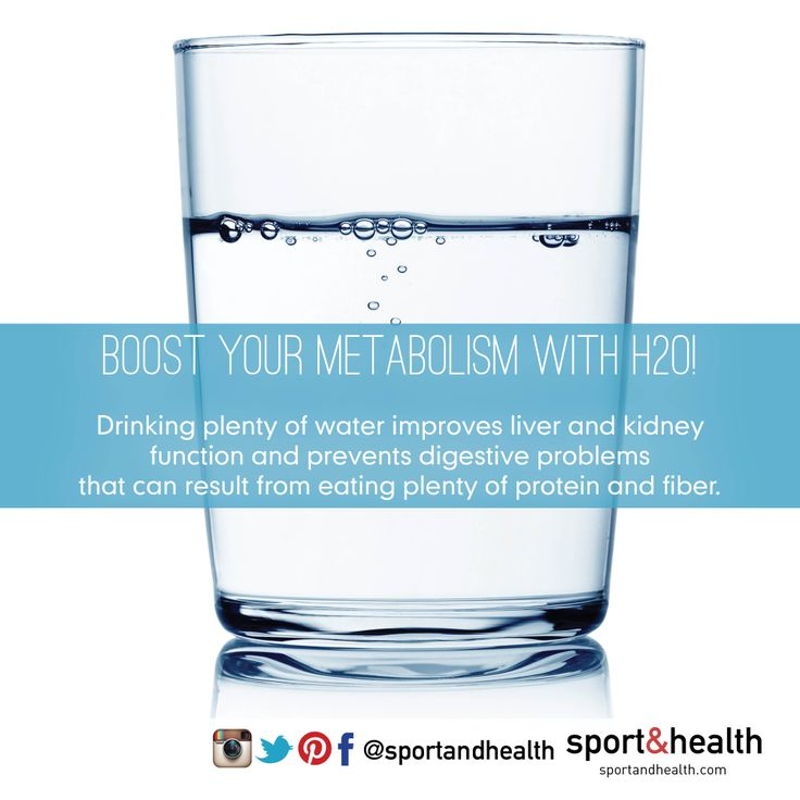 Drinks to boost up metabolism