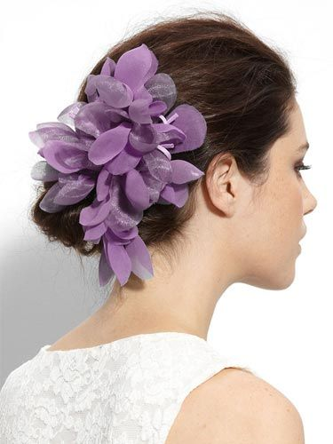 Wedding Guest Hairstyles With Fascinator | Wedding Guest Outfit Ideas | Pinterest